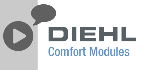 Diehl Comfort Modules