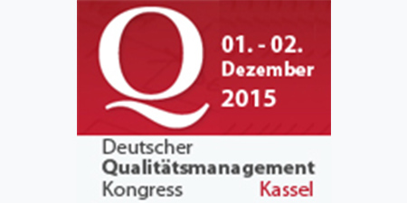 Qualitätsmanagement Kongress 2015